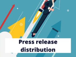Distribute your press release to 1000+ journalalists