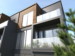 Design your commercial building and provide a 3d image