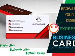 Create awesome BUSINESS CARD for your business