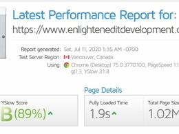 Offer speed optimization to improve site loading speed. 2hr work