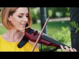 Play beautiful electric violin for you !