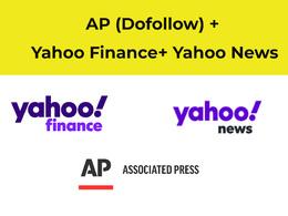 AP (Associated Press, apnews.com) + Yahoo News + Yahoo Finance