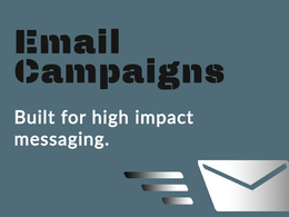 Month long email campaign to boost engagement