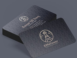 Design modern business card within 24 hours