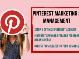Skyrocket Your Pinterest Marketing For Organic Growth