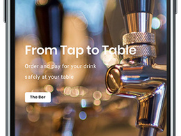 Provide table-service app for Bars and Pubs