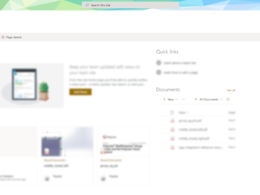 Setup your Microsoft Sharepoint site