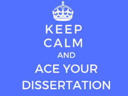 Help you write your dissertation