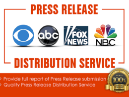 Press Release Distribution to MarketWatch, FOX, NBC,  and 500+