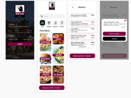 Build a food / drink ordering app for your business