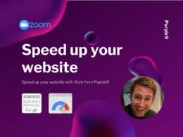 Increase your website page speed loading time