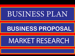 Write a perfect business plan and proposal