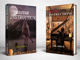 Creative book  and ebook covers