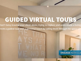 Create professional virtual tour to sell or rent your properties