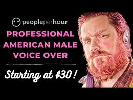 Record a professional American Male Voice Over