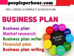 Provide an investment or loan startup business plan writer