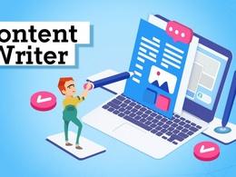 Write Original & Unique 500 Words SEO Articles & Blogs