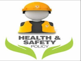 Produce a health & safety policy for your business
