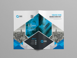 Design attractive, visually appealing brochure/catalog