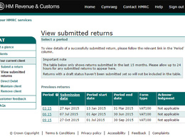 Prepare and file your quarterly VAT return with HMRC