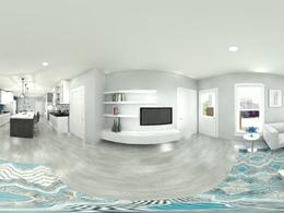 Panoramic Rendering / Virtual Tour / 360° Rendering