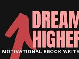 Ghostwrite self help or motivational ebook