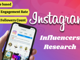 Find the best instagram influencer for your brand