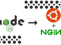 Set up your nodejs backend to run on an unmanaged linux vps