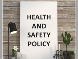 Write a full,  Health and Safety Policy for your business