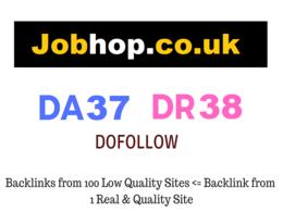 Guest Post on UK Website - Jobhop.co.uk