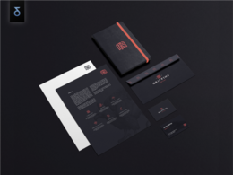 Design a brand, visual identity and logo for your business