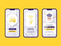 Get your own cab booking app like OLA