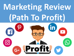 Review your digital marketing and show you the path to profits
