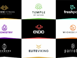 Design Creative, Professional and Unique Logo ✍