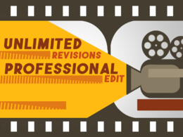 Do stunning video edits for you