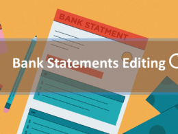 Edit Bank Statement of Any Bank