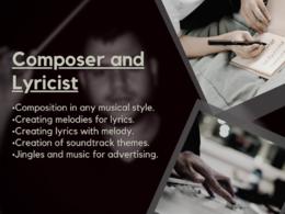 Compose a song