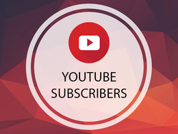 Add 500+ real and active subscriber for your Youtube Chennal.