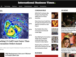 Feature on International Business Times (Singapore)