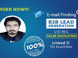 Provide 150 valid lead's of DECISION maker