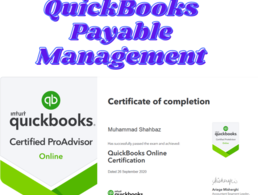 Do monthly payable management for your Business on Quickbooks