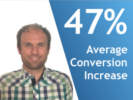 Increase your online conversion rate