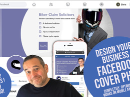 Design your facebook page cover