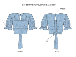 Create technical drawing/fashion CAD