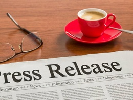 Press release to 30 relevant News.