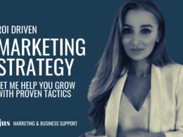 Jus Marketing 's header