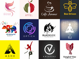 Make a logo with unlimited revisions