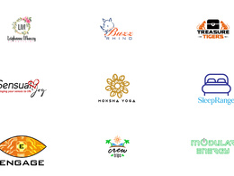 Design a clean, modern & minimalist logo