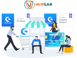 VimirLab's header