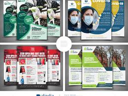 Design Professional Flyer, Leaflet, Postcard, or Poster
